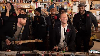 Coldplay: NPR Music Tiny Desk Concert