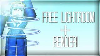 Roblox Free C4d lightroom + Free Render (LINK IN DESCRIPTION!)
