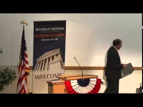 The Utah Experience with Religious Freedom: A Model for Other States? - Hon. Gary R. Herbert