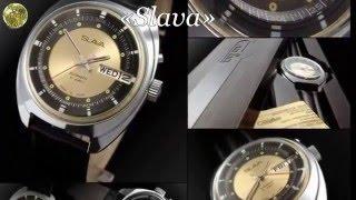 Советские часы. Самые лучшие наручные часы СССР(Делитесь с друзьями креативными ВИДЕОновостями: http://www.youtube.com/watch?v=j82QWAtkC5s А знаете ли вы, что в Советском..., 2013-07-07T12:27:32.000Z)