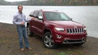2014 Jeep Grand Cherokee ECODiesel - TestDriveNow.com Review by auto critic Steve Hammes