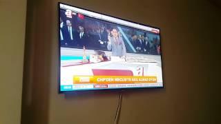 Televizyon kararma hatasi Regal