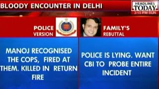 Delhi Restaurant Encounter: Family Request CCTV Video