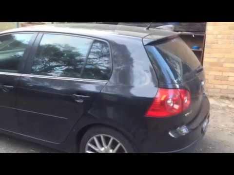 emergency  rear door  opening of Volkswagen Golf Polo Passat