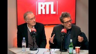Bernard Le Coq et Nils Tavernier dans A La Bonne Heure !