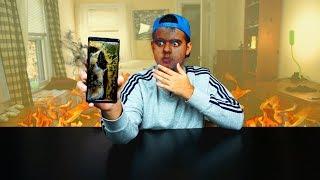 Samsung Galaxy Note 9 explodiu   VINITECH