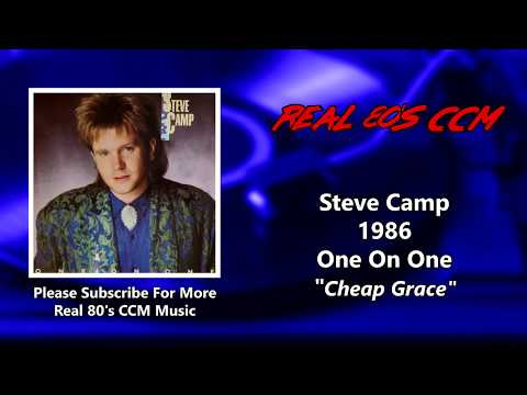 Steve Camp - Cheap Grace (HQ)