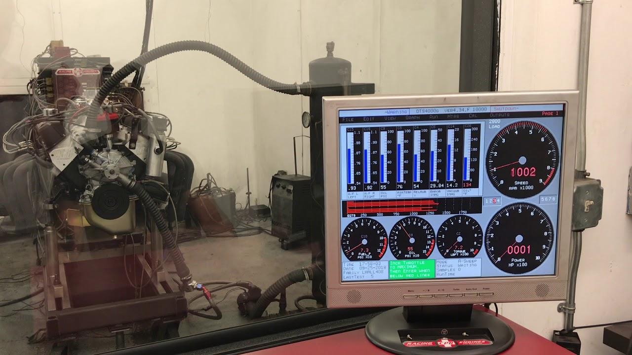 Coast High Performance >> Chp 408 Windsor Crate Engine Youtube