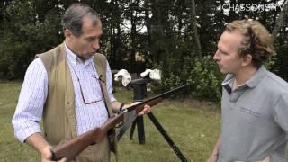 Essai du fusil 410 Investarm d'Unifrance