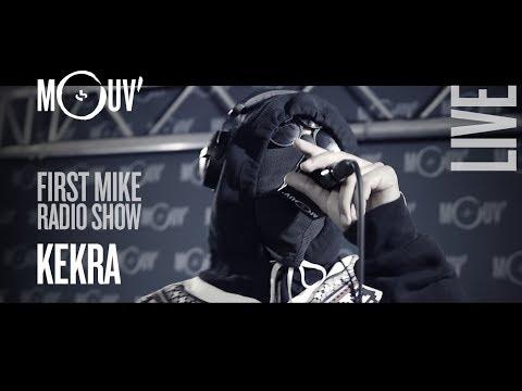 Youtube: KEKRA:«Murda» (Live @ Mouv' Studios) #FMRS