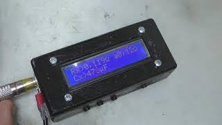 внутрисхемный анализатор ESR от miron версия 3.3 вольта