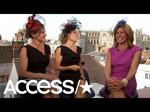Hoda Kotb Gushes About Covering Her First Royal Wedding | Access