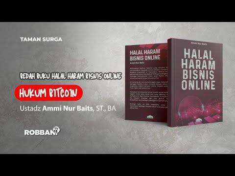 Ketua MUI: Bitcoin Haram untuk Investasi