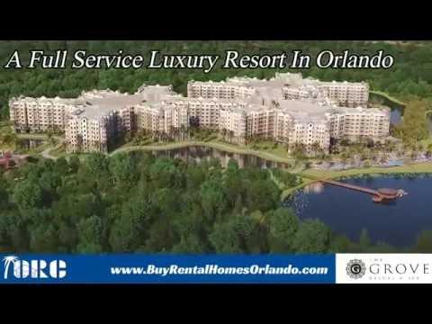 The Grove Resort & Spa | Orlando Resort Properties | Investment Homes | 407-902-7750