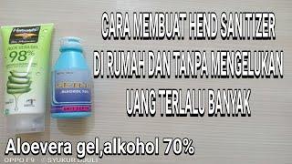 Hand sanitizer dengan harga murah ...