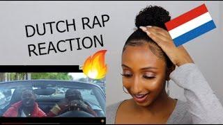 FIRST REACTION TO DUTCH RAP / HIP HOP !!
