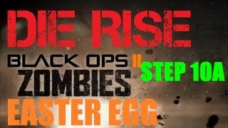 Die Rise Easter Egg Hunt Part 10A: Orbs ARE Under the Lion's Paws....Well, Sort Of
