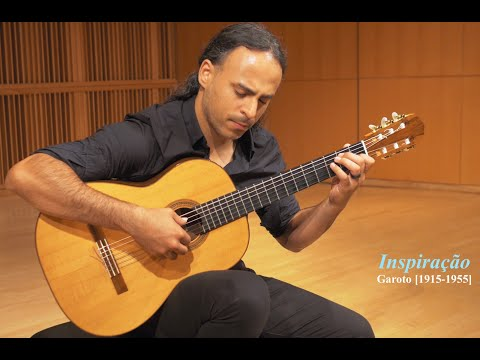 "Romulo Viana plays ""Inspiração"", by Garoto (Aníbal Augusto Sardinha)"