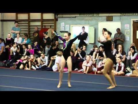 Sovereign Sports Acro Gymnastics - Collingwood Gymnastics Centre - 9th Oct 2011 Afternoon Session