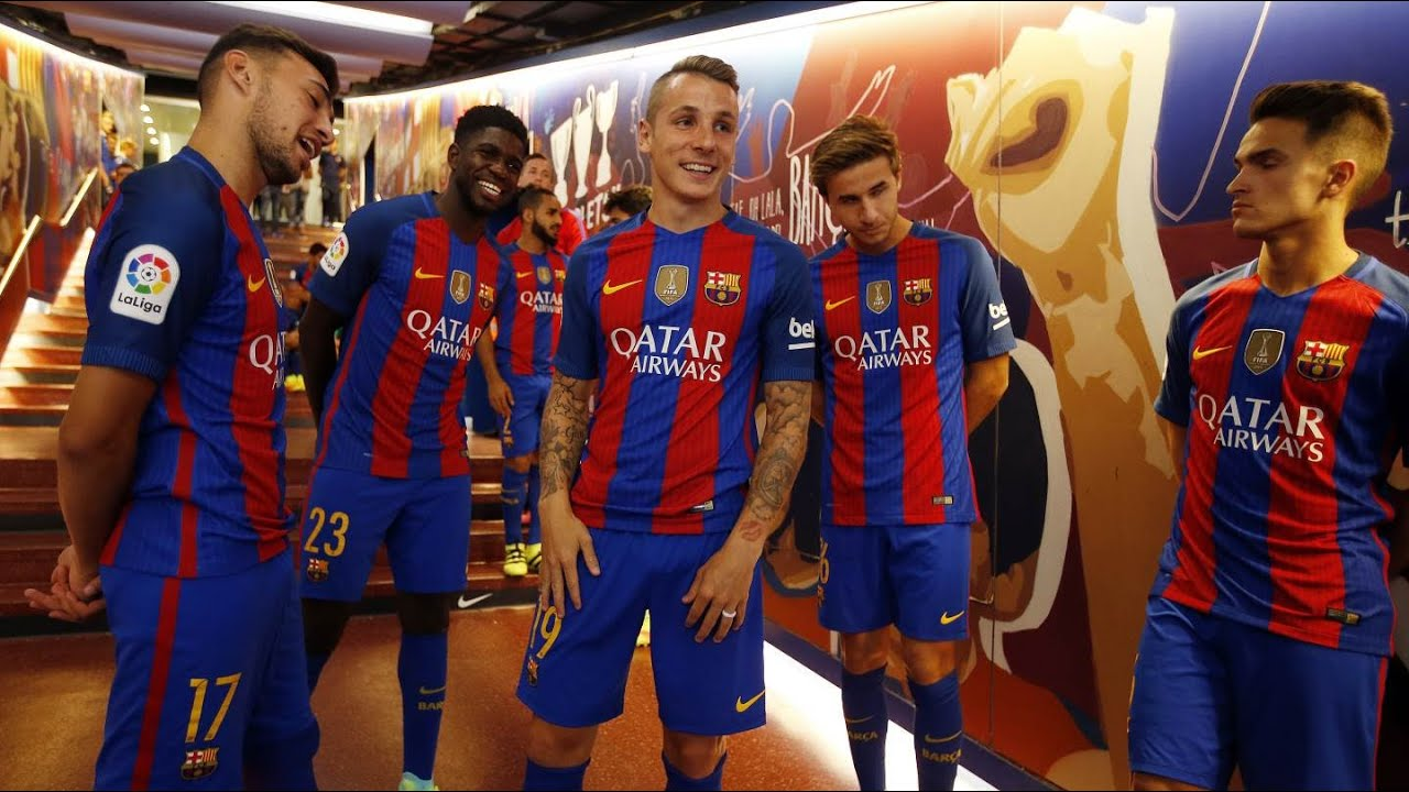 [INSIDE VIEW] New faces at the Gamper for a new season