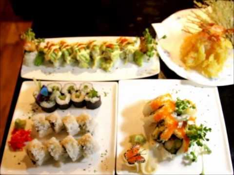 HD cách làm Sushi tại nhà
