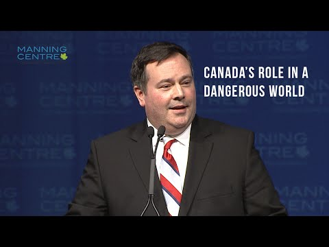 2015 Manning Networking Conference: Jason Kenney