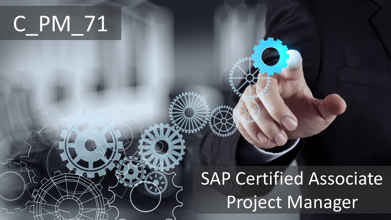 Cpm71 sap certified associate project manager certifyguide cpm71 sap certified associate project manager certifyguide exam video training xflitez Image collections