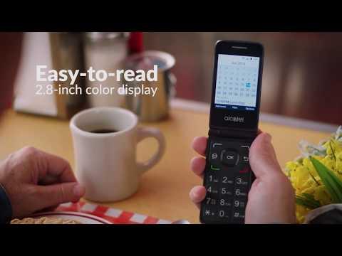 Alcatel GO FLIP Video clips - PhoneArena