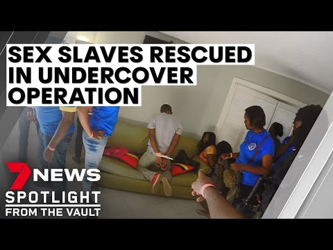 Haiti Undercover | Thirty child sex slaves rescued in undercover operation | Sunday Night