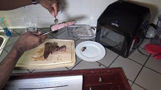 T-Bone Steak, Power Air Fryer Oven Elite Recipe