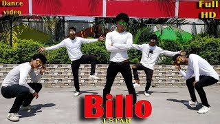 BILLO || J STAR || Dance Choreography || Sanjeet Mehra (s@m)