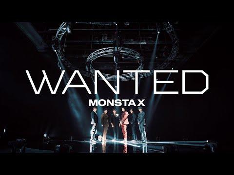Смотреть клип Monsta X - Wanted