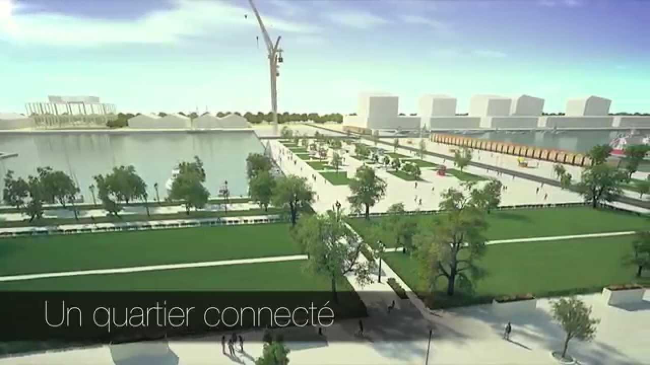 Bordeaux bassins flot investissement ville envie for Appartement bordeaux bassin a flot
