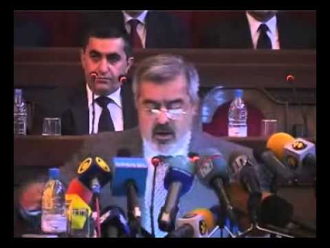 ARF Bureau Chairperson Hrant Markarian's speech to the ARF 30th World Congress