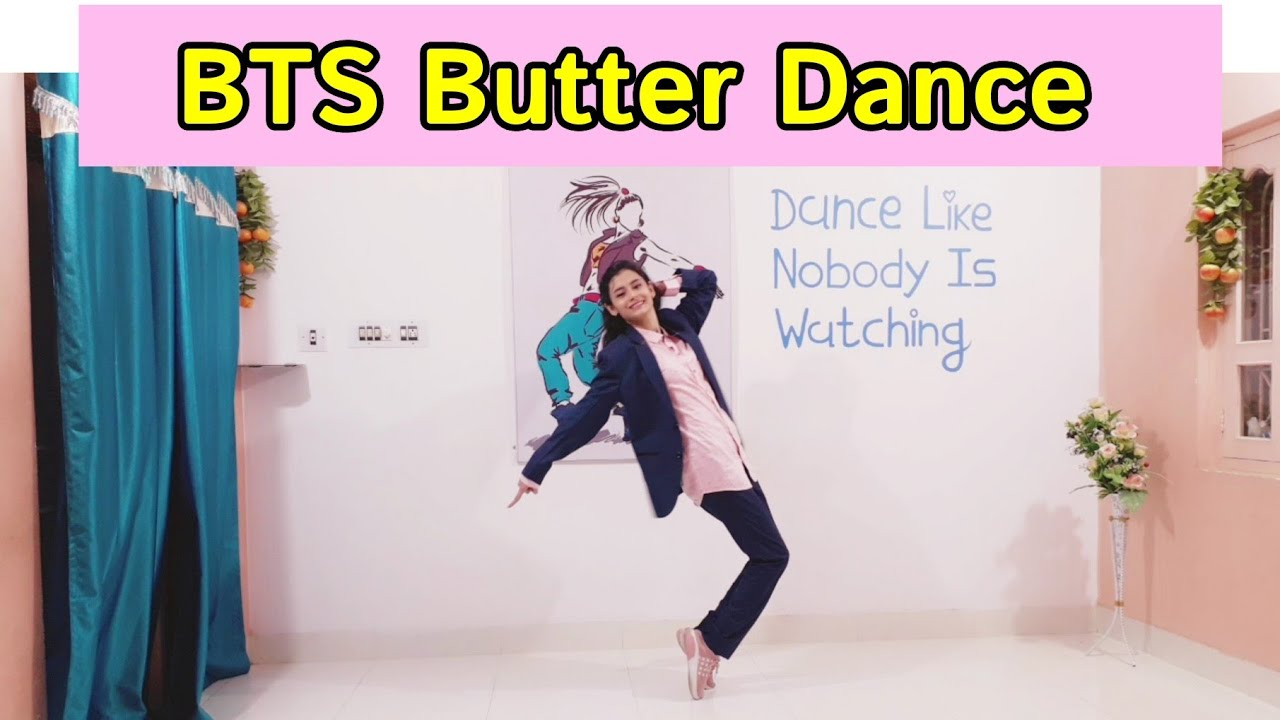 BTS Butter Dance | Amisha Modha Choreography | Dance By Indian 🇮🇳