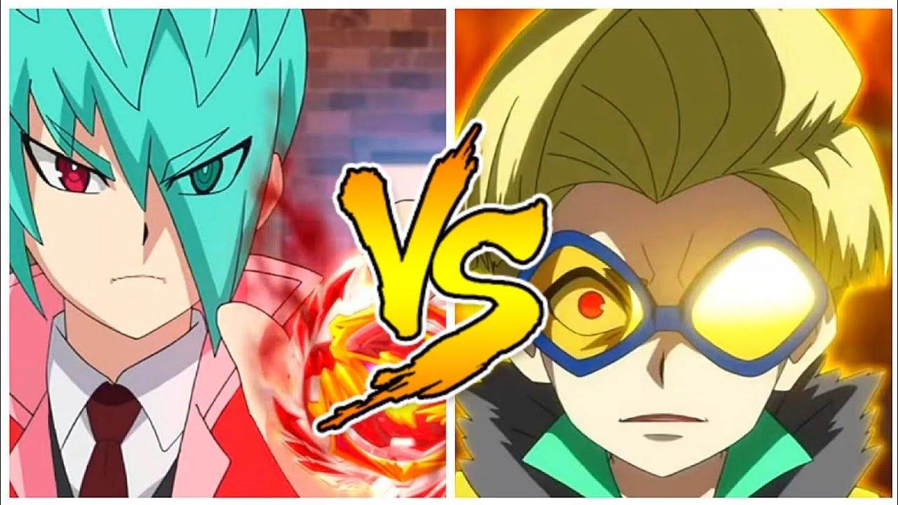 UNION ACHILLES VS ACE DRAGON! BEYBLADE BURST BATTLE! - YouTube