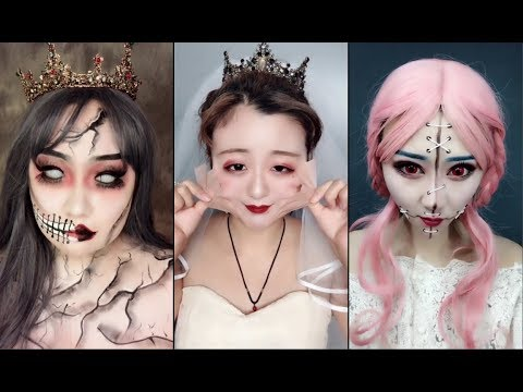 13 Unbelievable Power of Makeup  😱 Best VIRAL Asian Makeup Transformations 2018