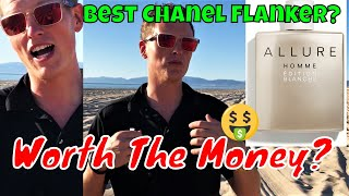 Chanel Allure Homme Edition Blanche Fragrance Review (Best Chanel Fragrance?)