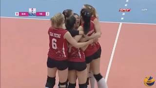 vakifbank vs besiktas   30 mar 2017   turkish women s volleyball league 2016 2017