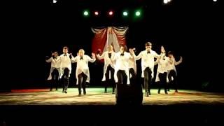 Dance cover do grupo Paradie no Festival K-Pop Bahia 2017.