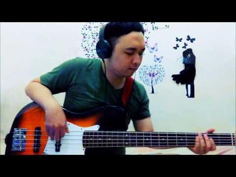 KuasaMu Terlebih Besar - NDC Worship (Bass Cover Blogtuber)  kuasa Mu