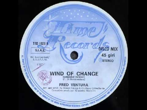 Fred Ventura  Wind Of Change Extended Mix