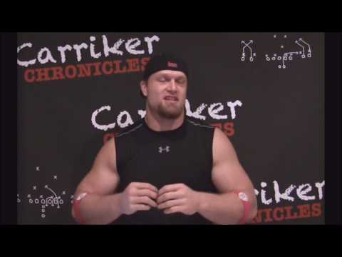 Eric Crouch Update | Carriker Chronicles 2016.10.12