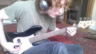 Squier Mini P Bass test