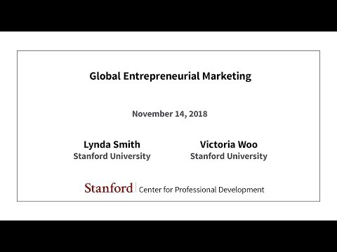 Global Entrepreneurial Marketing