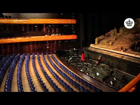 Velkommen til Operaen, Det Kongelige Teater