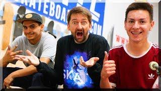 BEST 5 STAIR BATTLE! Carlos v Bryan Arnett