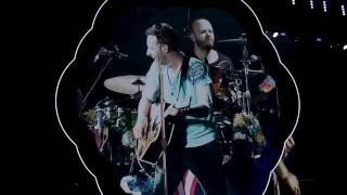 Coldplay - Johnny B. Goode (with Michael J. Fox) - MetLife Stadium 7/17/16