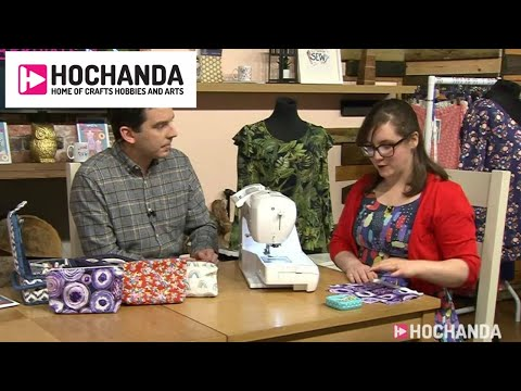 Sewing Tutorials And Techniques With Crafty Sew & So At Hochanda!