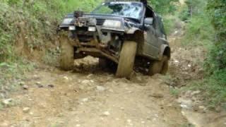 Extreme Suzuki Vitara 4x4 -CHEPO- Club 4x4 PANAMA